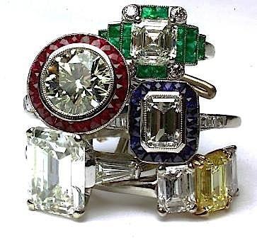 Pinnacle Jewelry Buyers purchases diamonds